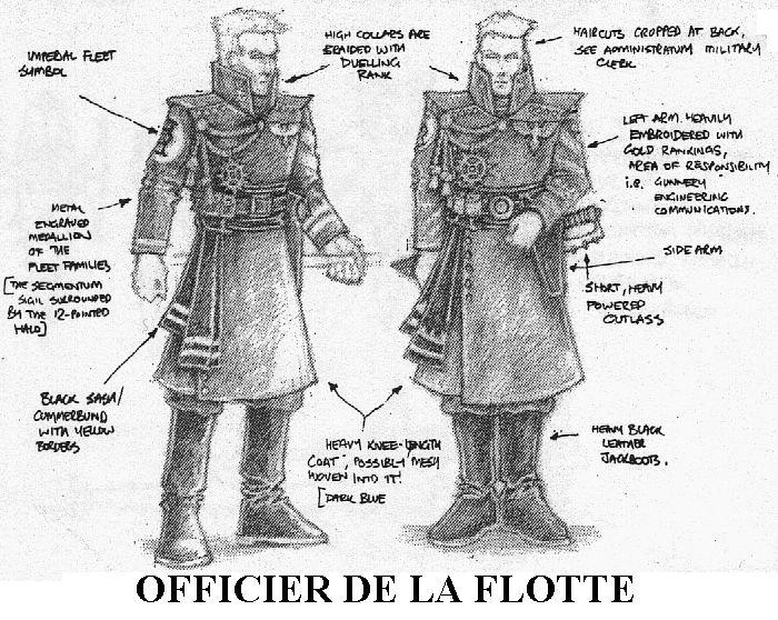 Demande de renseignement Flot_officier